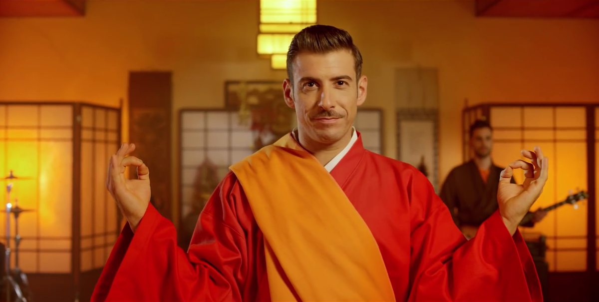 Francesco Gabbani Video